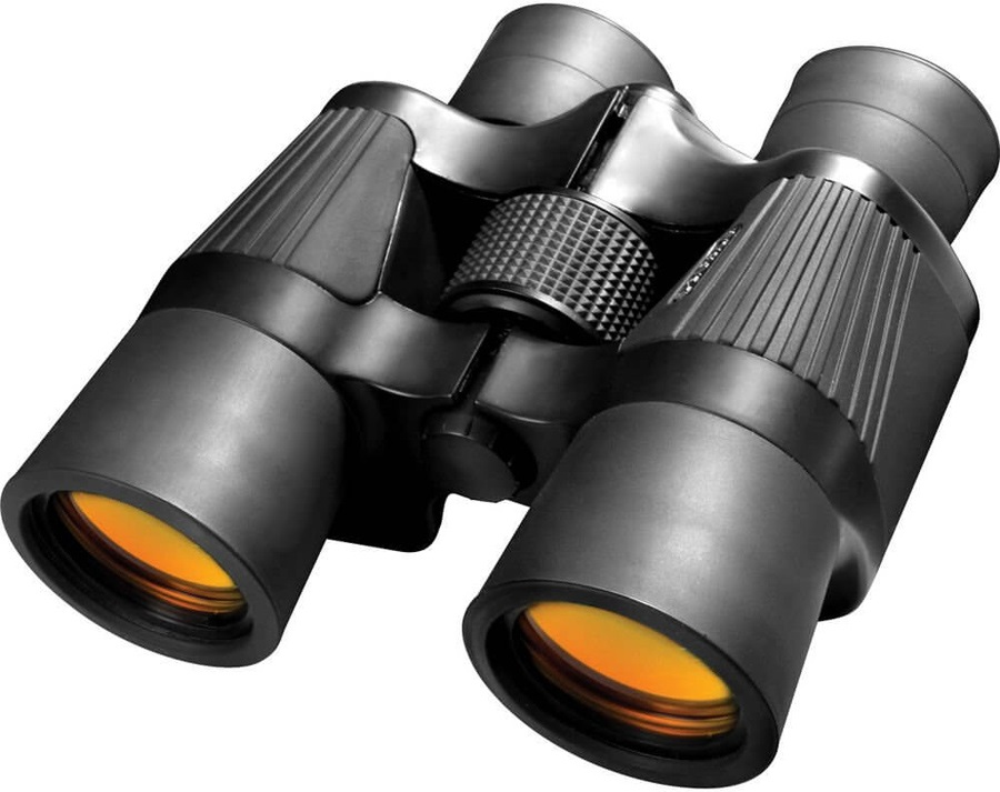 Barska X-Trail Reverse Porro Prism Compact Binoculars, 8x42 Black