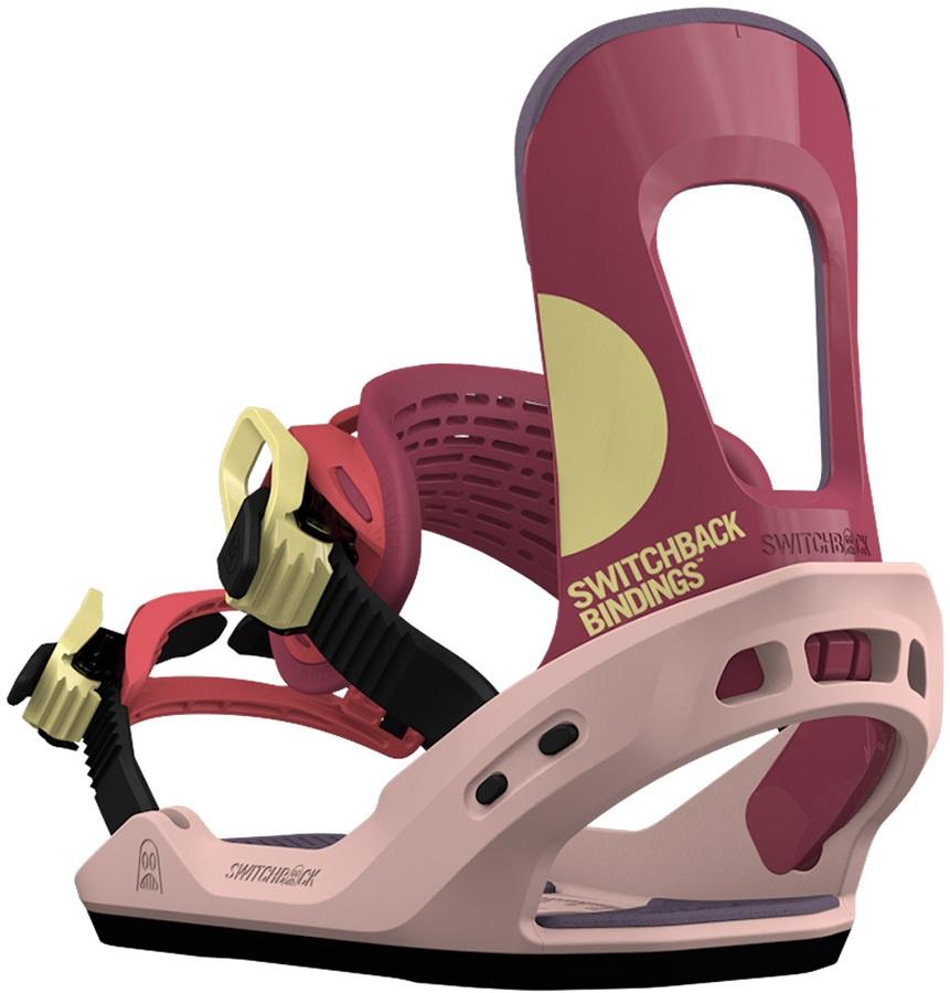 Switchback Bataleon Spirit Women's Snowboard Binding, M Pink 2019