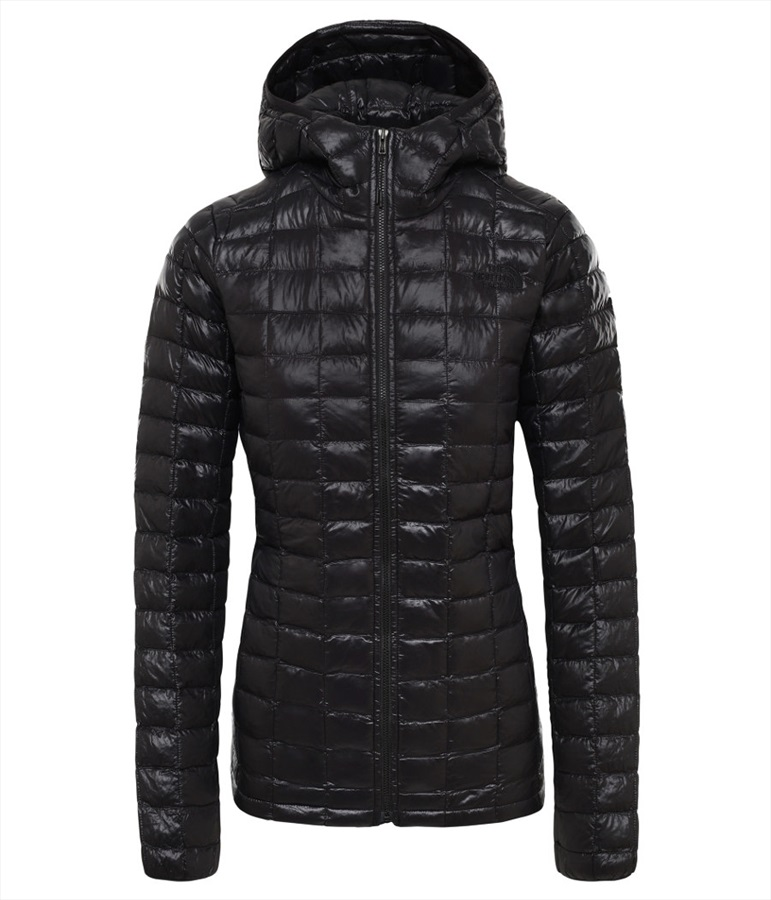 dfc737f93 The North Face Thermoball Eco Hoodie Women's Jacket, XS TNF Black