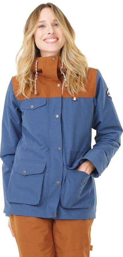 Picture Kate Women's Ski/Snowboard Jacket, S Blue