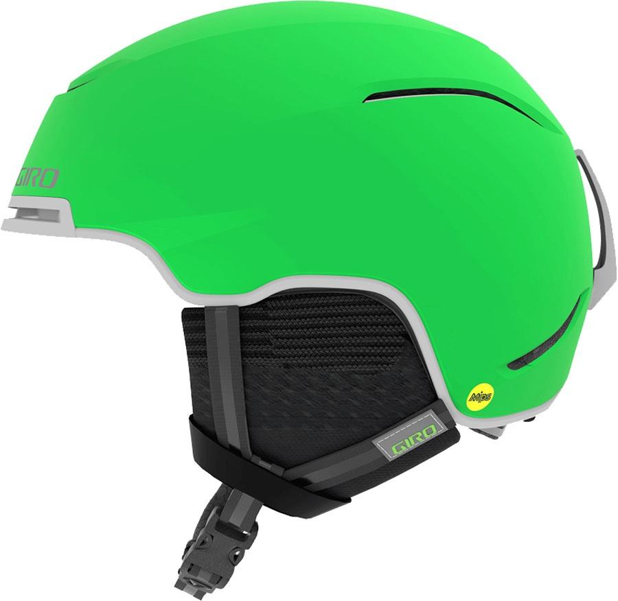 Giro Jackson MIPS Snowboard/Ski Helmet, M Matte Bright Green