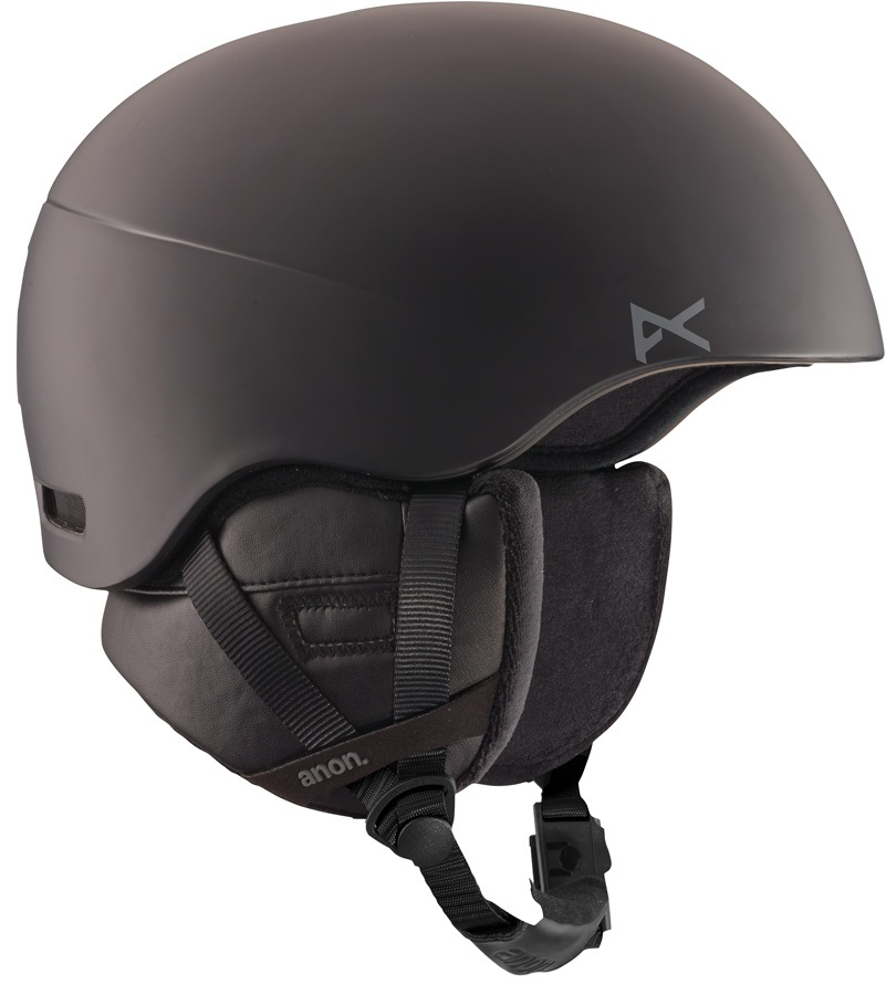 Anon Helo 2.0 Ski/Snowboard Helmet S Black