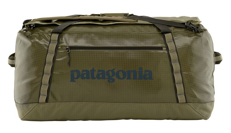 Patagonia Black Hole 100L Duffel Travel Bag, 100L Sage Khaki