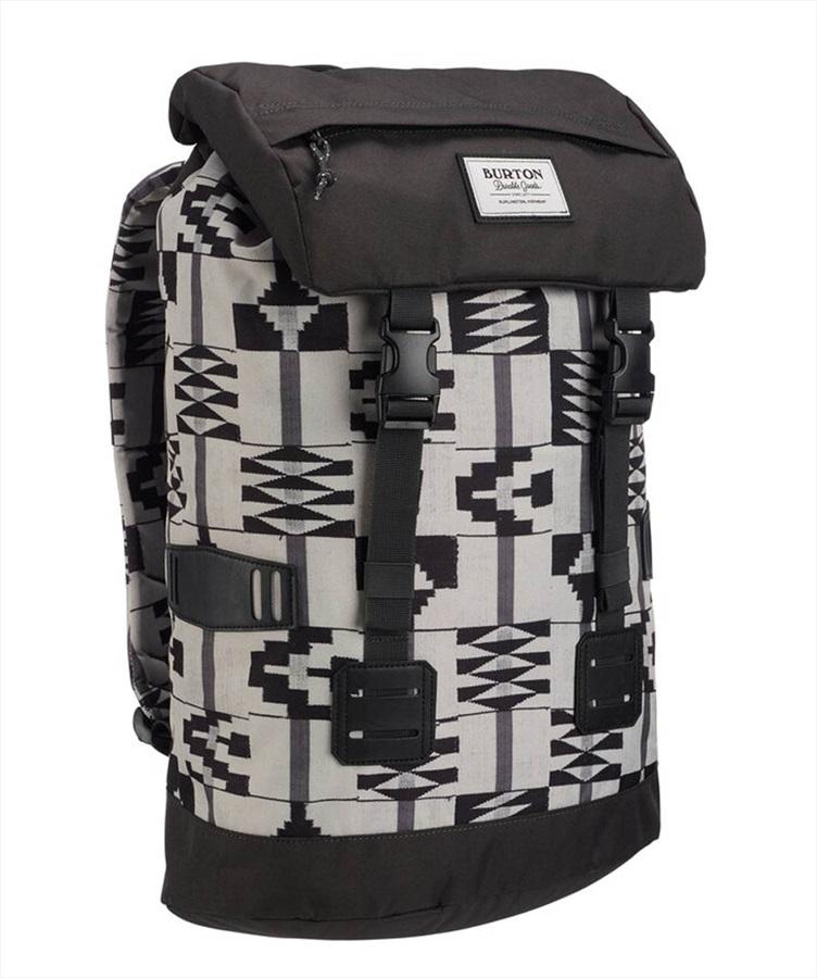 Burton Tinder Backpack Rucksack, 25L Pelican Brickstripe