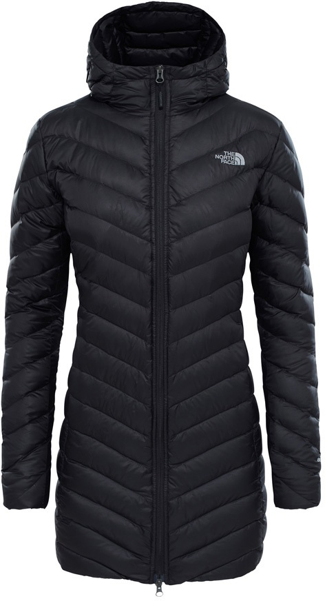 3ffed0049 The North Face Trevail Parka Women's Down Insulated Jacket UK 10 Black