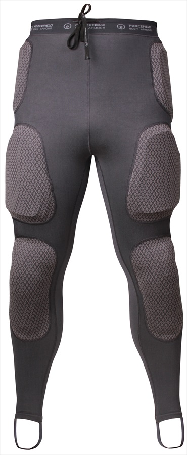 Forcefield Pro Pants Long Crash Pants XS Dark Grey
