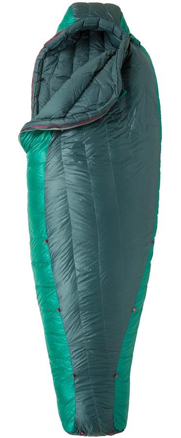 Big Agnes Hazel 15° Women's Down Sleeping Bag, Regular RH Zip