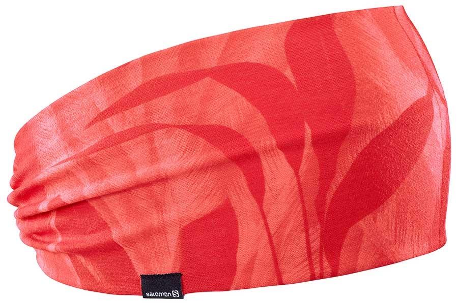 Salomon Womens Light Headband, O/S Desert Flower
