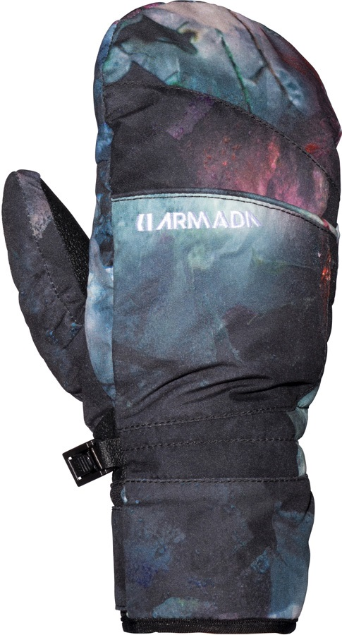 Armada Women's Capital Ski/Snowboard Mitts, S Glacial Bloom