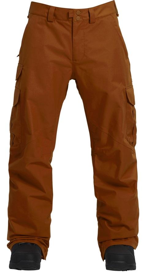 Burton Cargo Mid Fit Snowboard/Ski Pants, XL Adobe