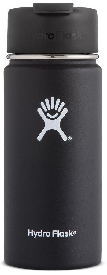 Hydro Flask 16oz Wide Mouth Coffee Flask - Black