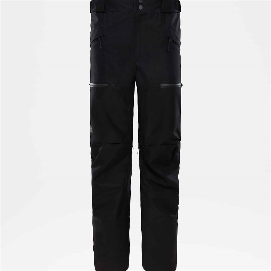 58c984a91 The North Face Powderflo Reg Ski/Snowboard Pants, L Black