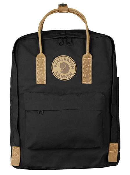 Fjallraven Kanken No.2 Backpack, 16L Black