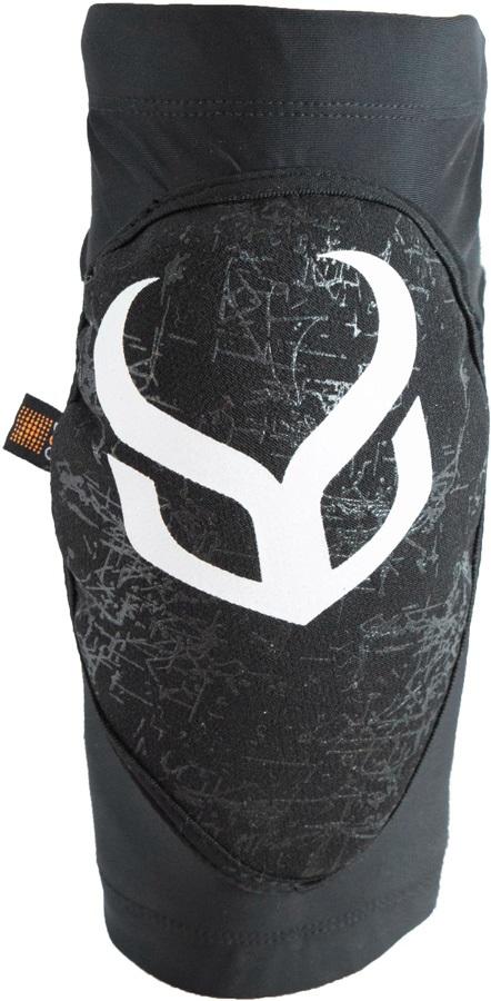 Demon Soft Cap X D3O Ski/Snowboard Elbow Pads M Black/White