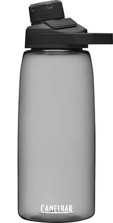 Camelbak Chute Mag Water Bottle With Magnetic Cap, 1L Charcoal