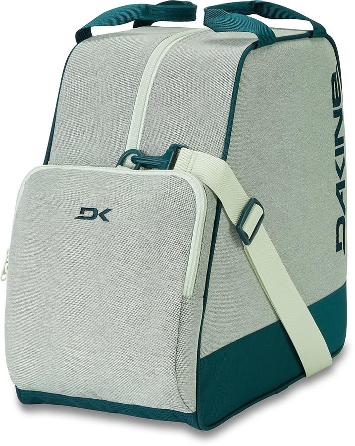Dakine Boot Travel Snowboard/Ski Gear Duffel Bag, 30L Green Lily