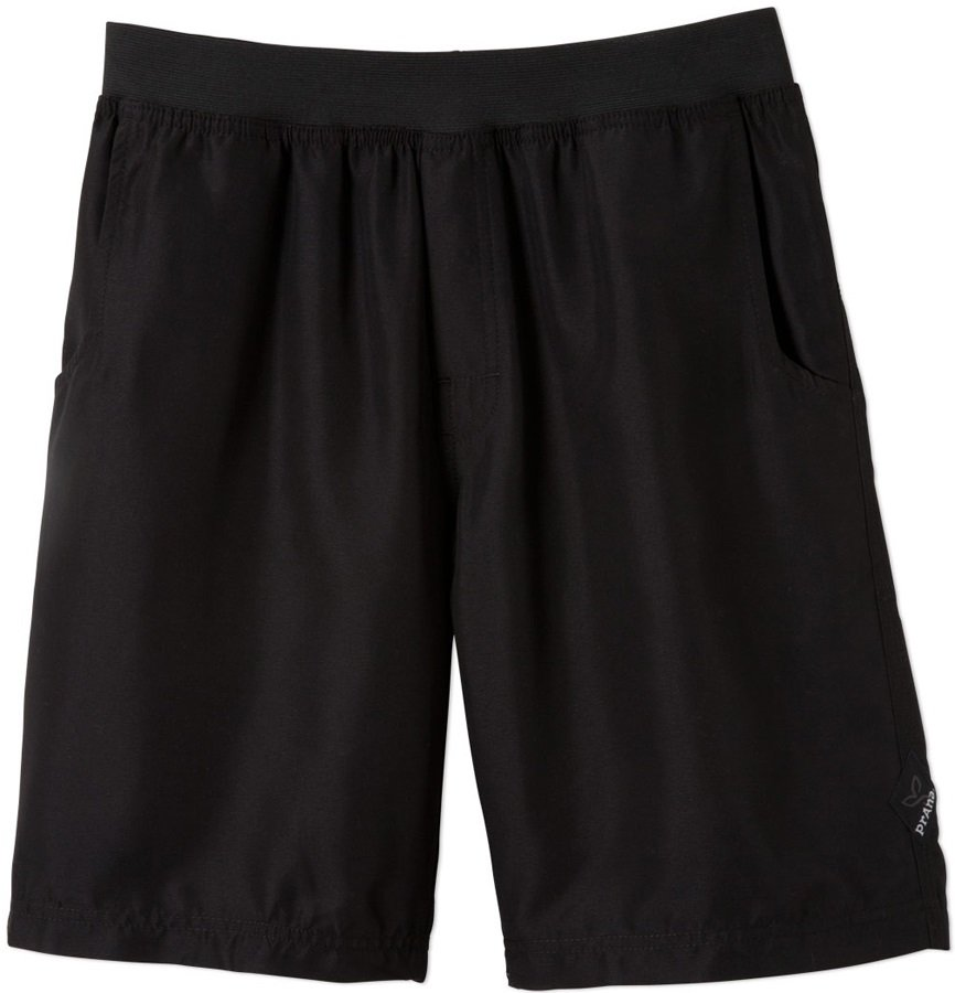 "Prana Mojo Bouldering/Rock Climbing Shorts Medium - 32""-33"" Black"
