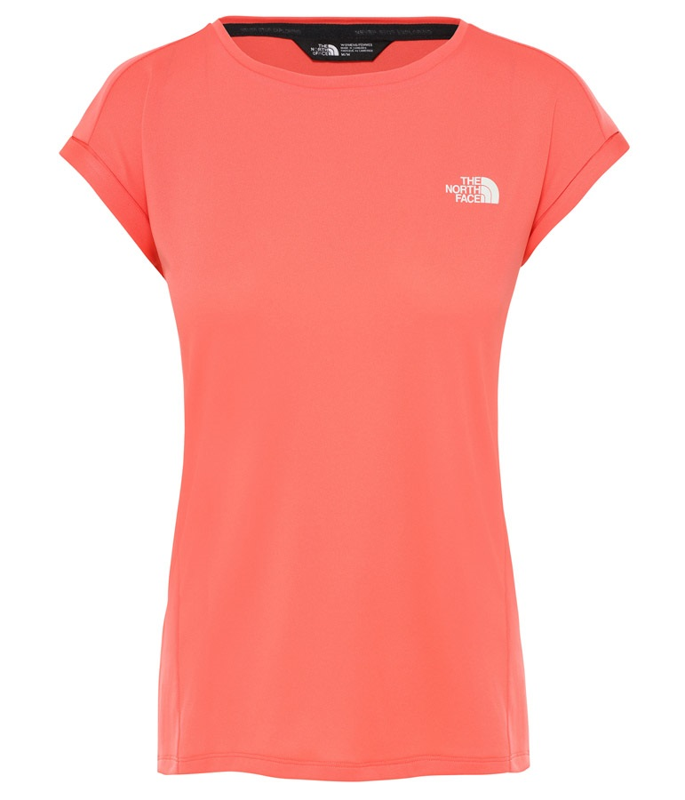 ee9316738 The North Face Tanken Tank Women's T-Shirt Top, M Radiant Orange