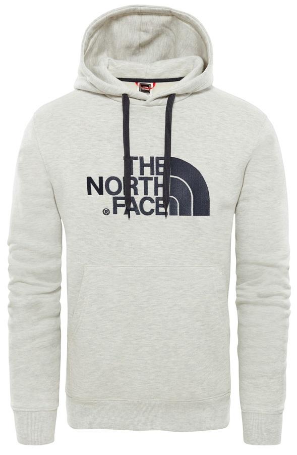 The North Face Drew Peak Pullover Men's Hoody - XL, Wild Oat Heather