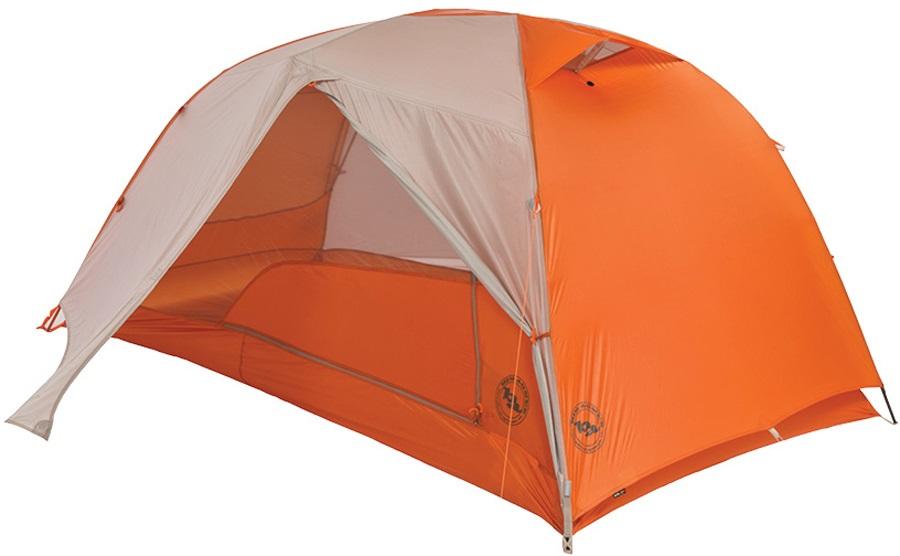 Big Agnes Copper Spur HV UL 2 Ultralight Backpacking Tent 2 Man Orange