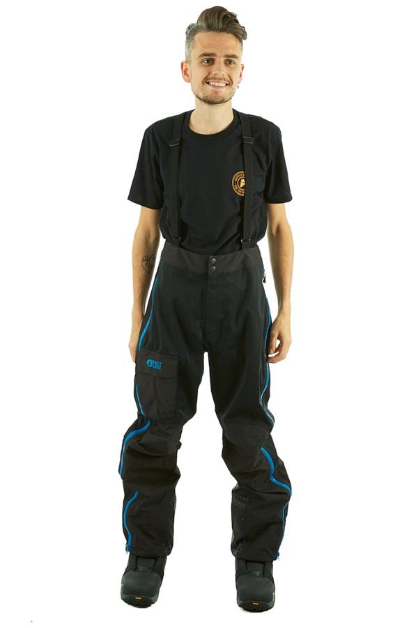 Picture Visk Ski/Snowboard Pants, M Black