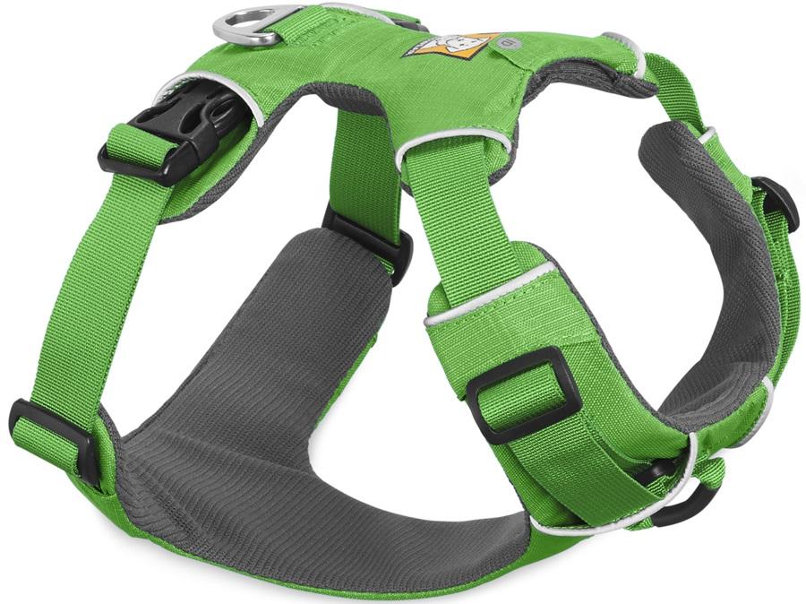 Ruffwear Front Range Dog Walking Harness XS Meadow Green