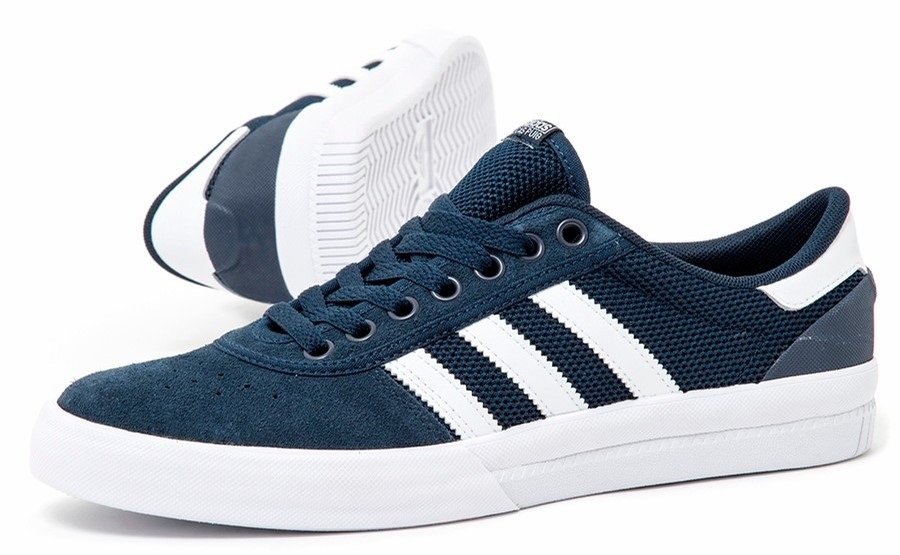 Adidas Lucas Premiere Men's Trainers Skate Shoes, UK 7 NavyWhite