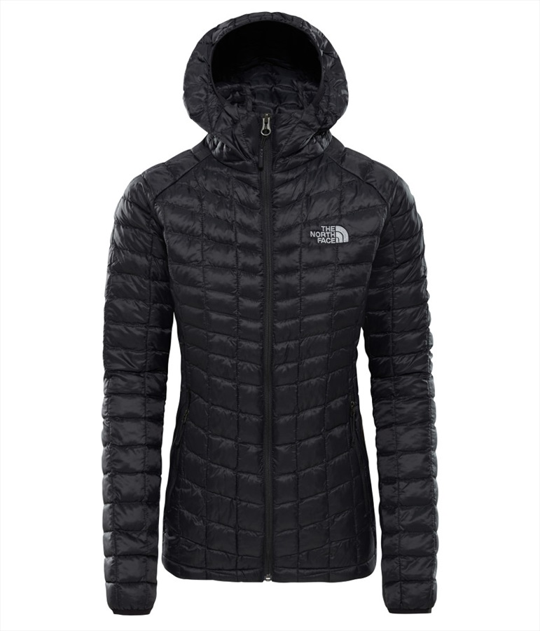 575187fd4 The North Face Thermoball Sport Hoodie Women's Jacket, S TNF Black