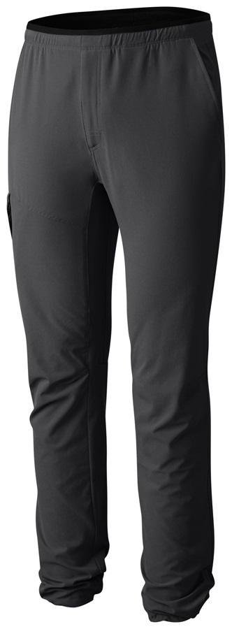 "Mountain Hardwear Right Bank Scrambler Men's Walking Pants 34"" Shark"