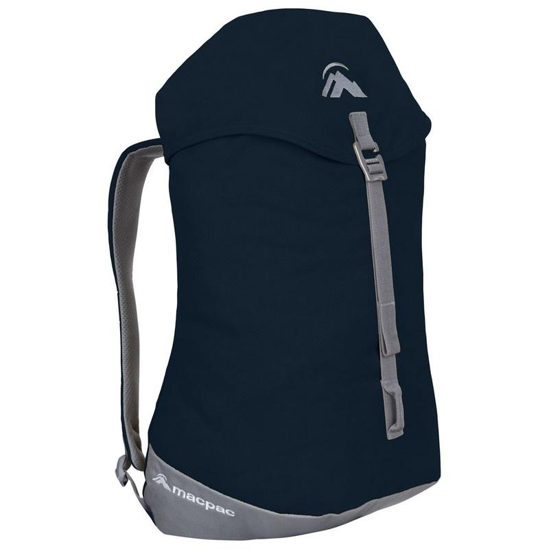 Macpac Lightweight Weka 20 Trekking Backpack, 20L Black Iris