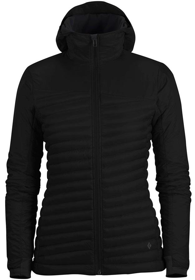 Black Diamond Hot Forge Hoody Women's Insulated Jacket, XL, Black