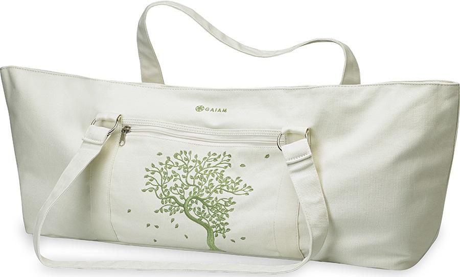Gaiam Yoga Tote Bag, Tree Of Life