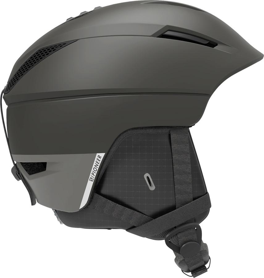 Salomon Pioneer MIPS Snowboard/Ski Helmet, S Black