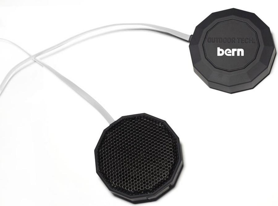 Outdoor Tech Chips Bern Wired Helmet Audio