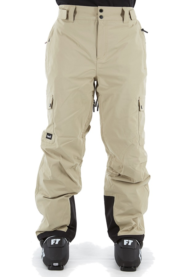 Planks Good Times Ski/Snowboard Pants, L Mushroom