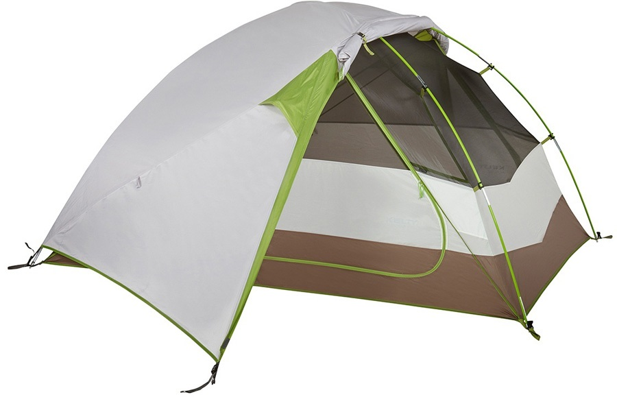 Kelty Acadia 2 Tent Camping & Backpacking Tent, 2 Man Brown