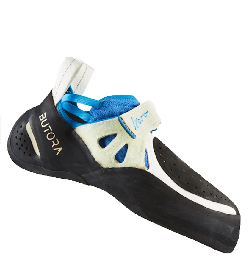 Butora Acro (Narrow) Rock Climbing Shoe: UK 11 | EU 46, Blue