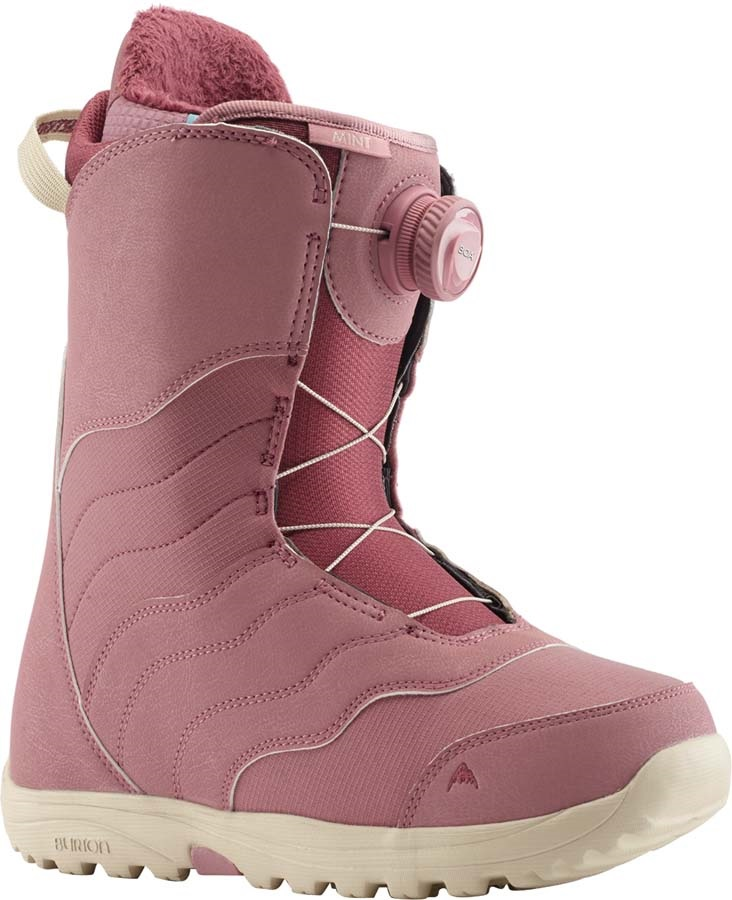 8ae0002edd5 Burton Mint Boa Women's Snowboard Boots, UK 6 Dusty Rose 2019