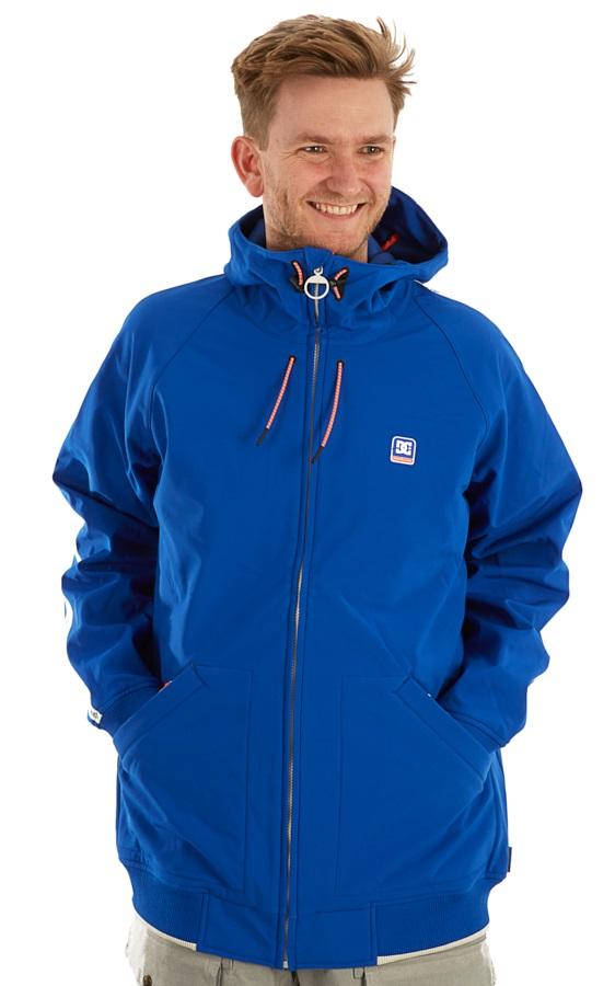 DC Spectrum Ski/Snowboard Softshell Jacket, L Surf The Web