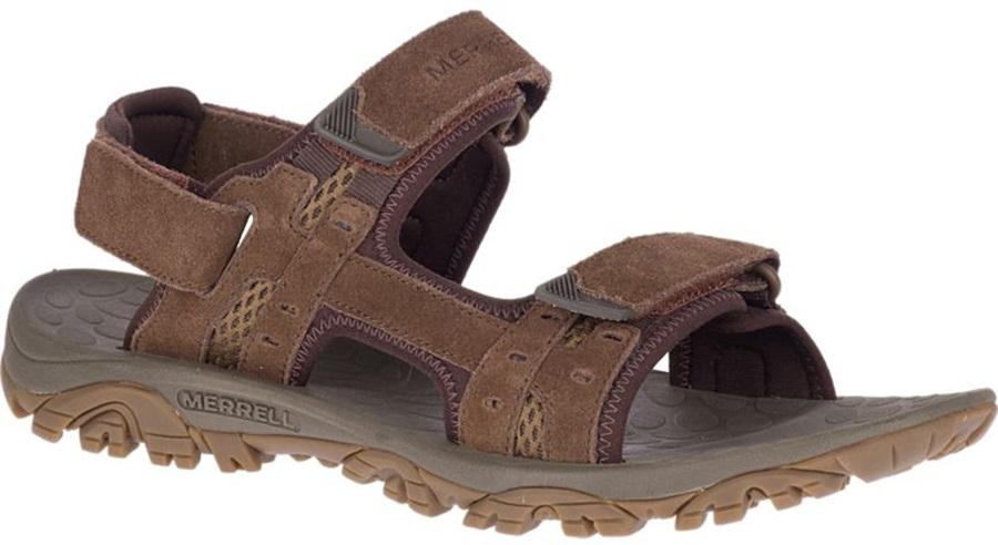 Merrell Moab Drift 2 Strap Walking Sandals/Shoes, UK 12 Earth