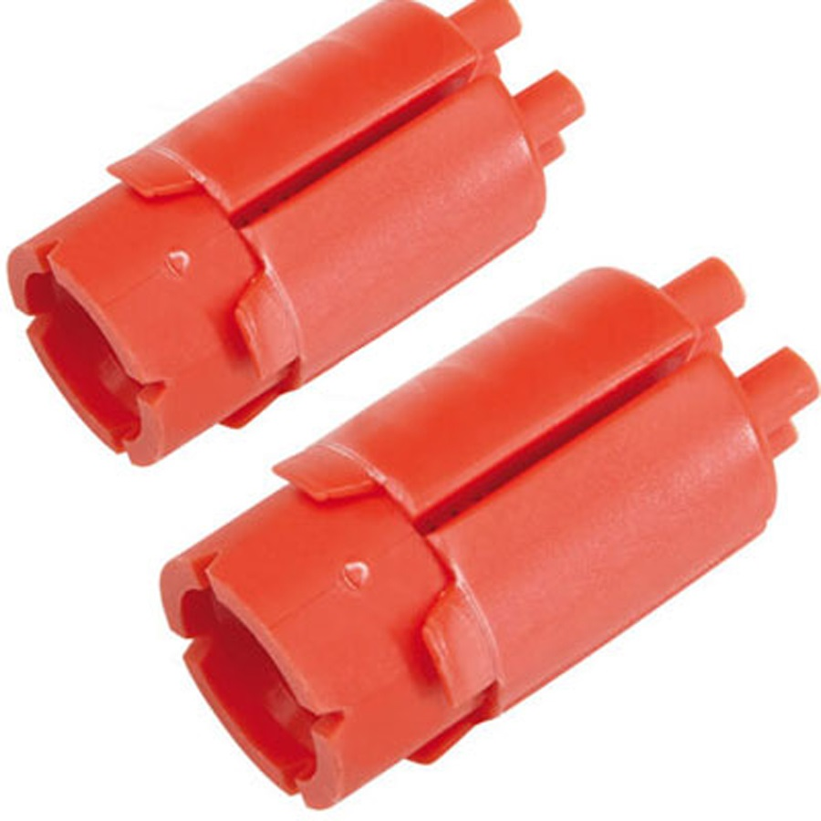 Leki Classic Expander Replacement Trekking Pole Parts, 14mm Red