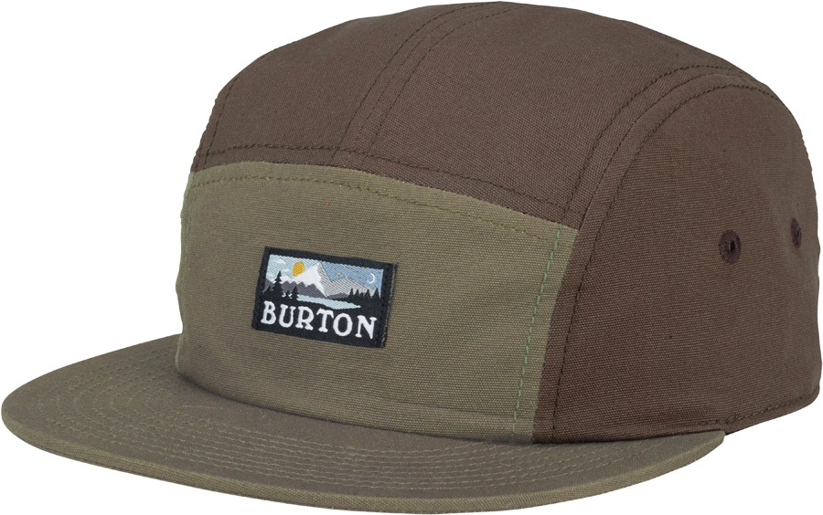cdf259110 Burton Adult Unisex Cordova 5 Panel, One Size North Atlantic