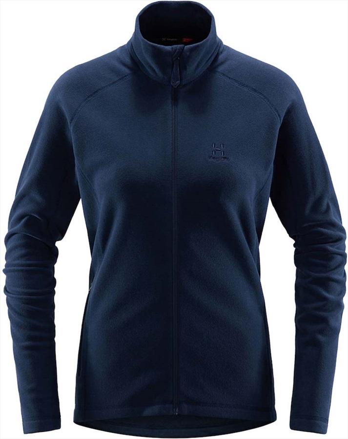 Haglofs Astro Women's Microfleece Jacket, S Tarn Blue
