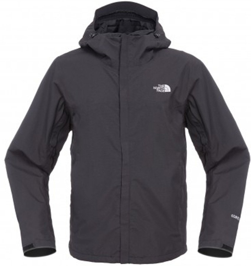2a3eab3a8 The North Face Lochinver Men's Waterproof Gore-Tex Jacket, M, Black