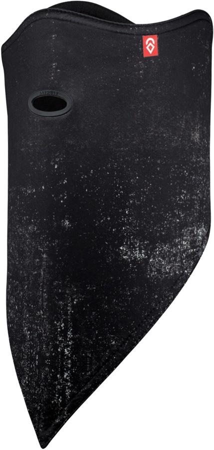 Airhole Standard 2 Layer Snowboard/Ski Face Mask M/L Splatter