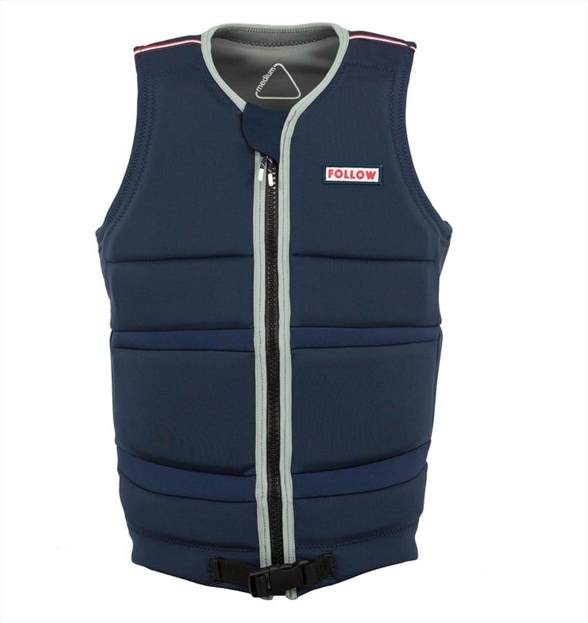 Follow Token Oli Wakeboard Impact Vest, S Navy