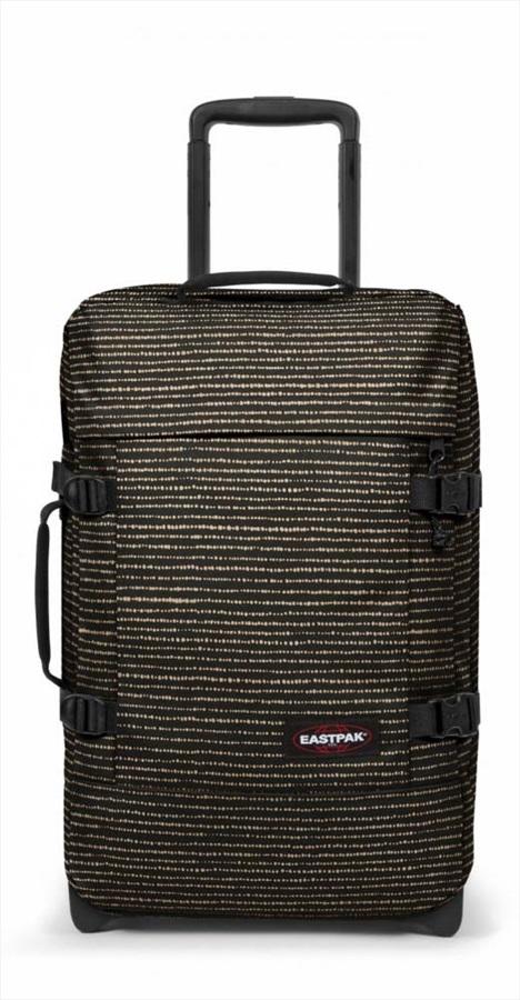 Eastpak Tranverz S Wheeled Bag/Suitcase, 42L Twinkle Gold