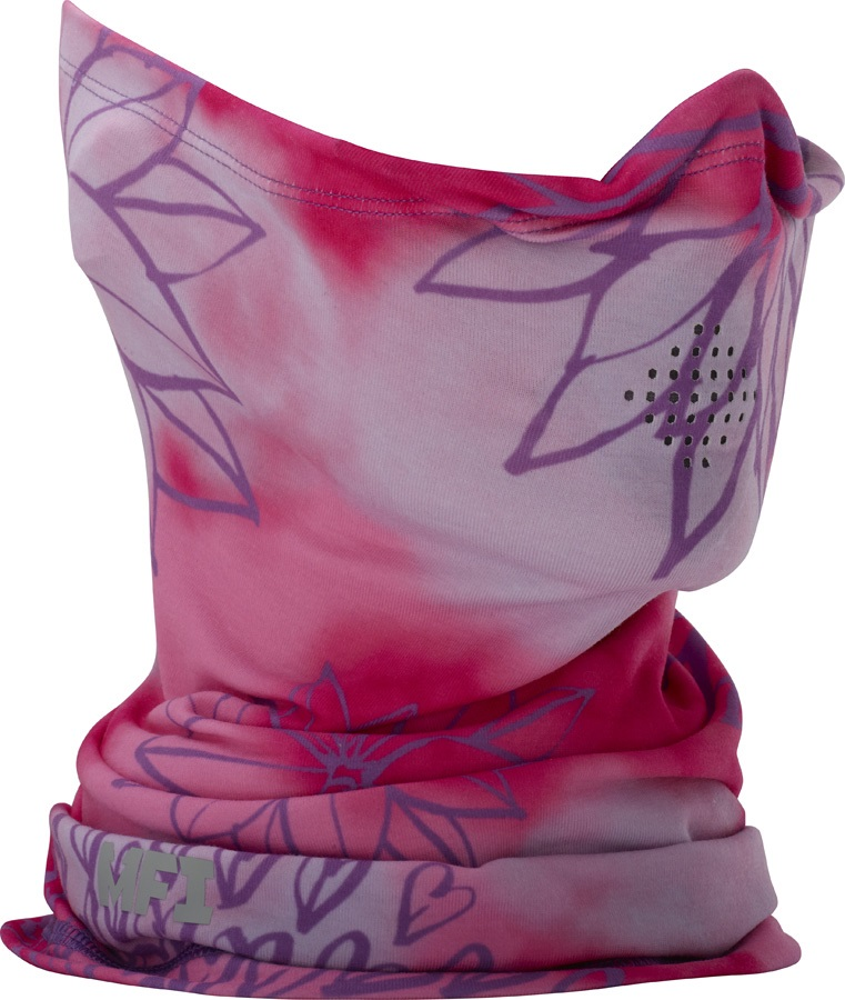 Anon LT Neckwarmer Anon MFI Only Kid's MFI Facemask, Spring Pink