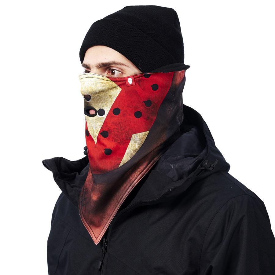 Airhole 2 Layer Standard Mask Airhole Face Masks AH1516S1-STNDRD