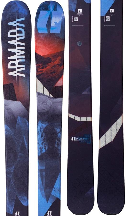 Armada Invictus 99Ti Skis, 171cm 2018